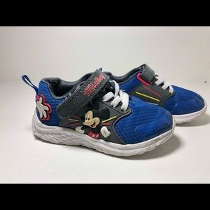 Disney Mickey Toddler Shoes Size 9